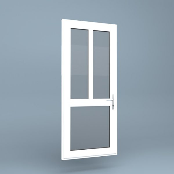 PVC Jednokrilna Vrata Cene