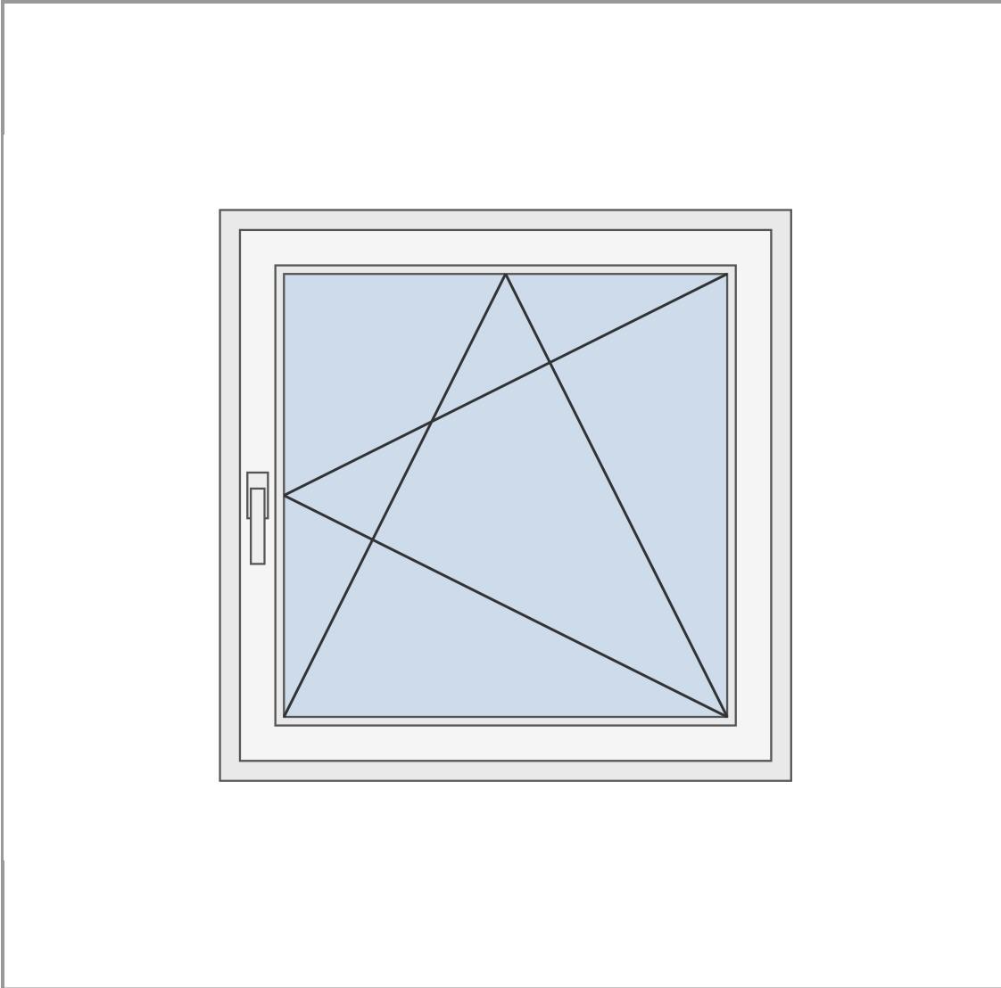 Jednokrilni prozor