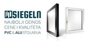 PVC Stolarija Šabac - Siegeln