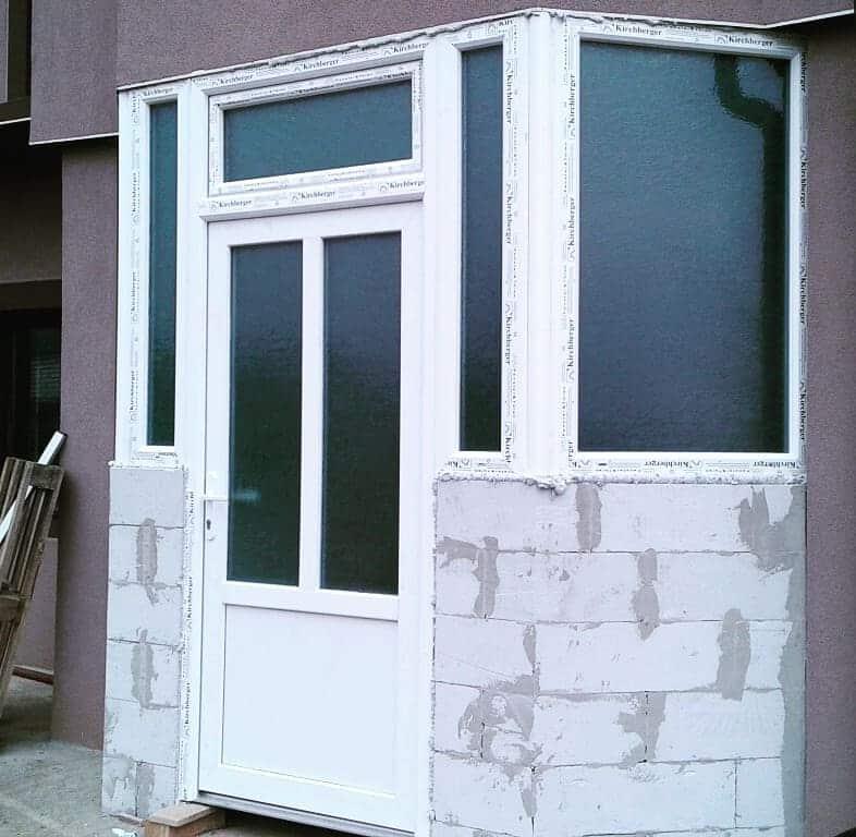 Novi građevinski prozori
