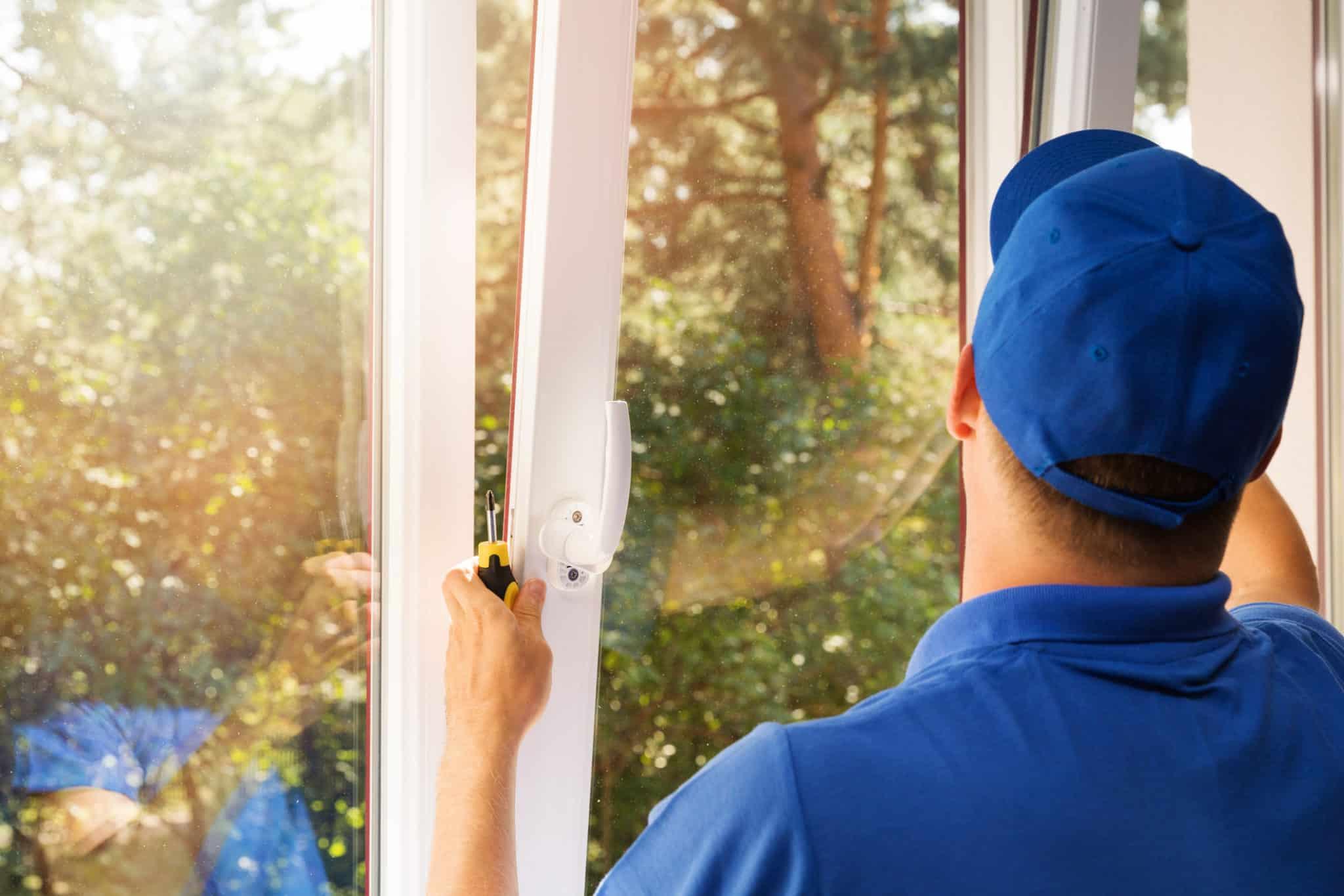 Montaža i zamena prozora